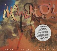 Midnight Oil My Country (4 tracks, 1993) [Maxi-CD]