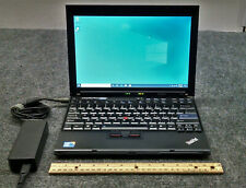 "Lenovo ThinkPad X201 12.5"" Laptop Core i5-540M, 4 GB RAM, 320 GB HDD w/Adapter"