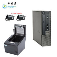 Dell Optiplex USFF i5 Miyagle POS RESTAURANT BAR PIZZA i5 Win 10 Point of sale