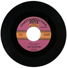 """THEE MIDNIGHTERS  """"EVIL LOVE c/w WHITTIER BLVD.""""  NORTHERN SOUL"""