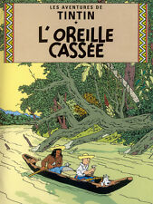 "18x24""Decoration Poster.Interior design art studio.Tintin River trip.French.6301"