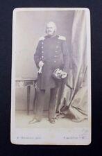 Foto CDV Offizier Garde Regiment