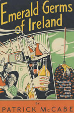 Emerald Germs of Ireland, McCabe, Patrick, Excellent Book