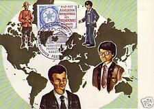 1945++CARTE 1° JOUR  ASSOCIATION  INTERNATIONALE  DES  PARLEMENTAIRES