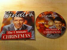 FRANK SINATRA THE ULTIMATE CHRISTMAS MUSIC CD Xmas Songs Dinner Party Album