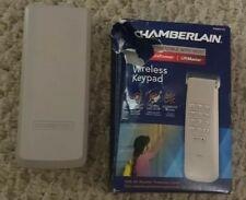 Chamberlain 940EV-P2 Wireless Illuminated Keypad Garage Door Opener
