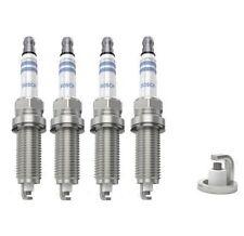 Spark Plugs x 4 Bosch Fits Renault Clio 1.2 16V Peugeot Citroen C2 C3 C4 1.4 16V