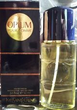 Opium Pour Homme Eau de Parfum Yves Saint Laurent for men 50ml VAPO E.PARFUM see
