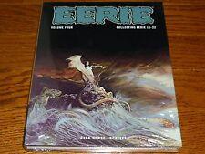 Eerie Archives Volume 4, SEALED, Warren, Dark Horse, hardcover Alex Toth, Ditko+