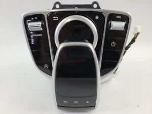 A2059005915 Mercedes Benz C300 Touch Pad Control Unit A/V Equipment Black 2016