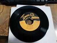5 SATINS  doo-wop 45  All Mine / Rose Mary  () - NM