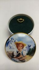 shirley temple the danbury mint heidi music box collection