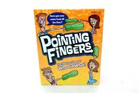 Pointing Fingers Family Fun Party Board Game New Sealed Hasbro 2013