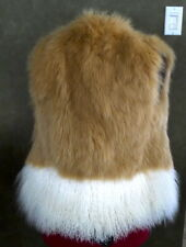 8 Eight Seconds FUR VEST - Size Small - PERFECT