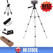 Professional Camera Tripod Stand Holder for Smart Phone iPhone Samsung