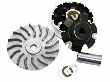 Dr. Pulley GY6 Variator kit with Dr.Pulley round roller weights honda ruckus gy6