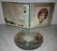 CD ANNE MURRAY'S - GREATEST HITS - JAPAN CDP 7 46058 2