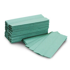 Green Paper Hand Towels for Dispenser (2 Boxes) FREE NEXT DAY DELIVERY