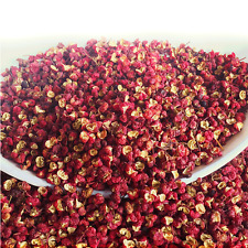 100% Natural Szechuan Peppercorns pink 四川精品香麻大红袍花椒 Sichuan Pepper Corns 200g