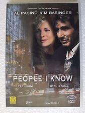 DVD USED PEOPLE I KNOW - AL PACINO KIM BASINGER -