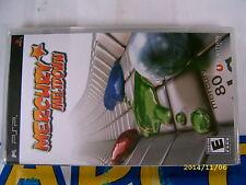 PSP GAME MERCURY MELTDOWN (ORIGINAL BRAND NEW)