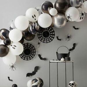 Halloween Party Balloon Garland Arch 40 Balloons