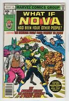 WHAT IF no. 15 NOVA 1978 Marvel Comics VF/NM 9.0 1468