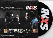 "INXS ""Don't Lose Your Head"" Rare 1997 4Trk CD Single *Remix *Live Tracks RARE"