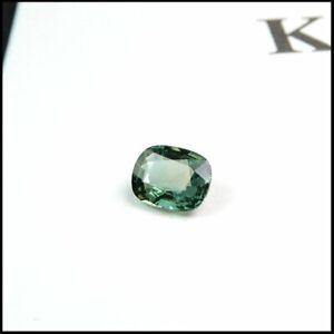 【KOOJADE】 Unheated Natural Blue-Green Sapphire