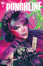 Punchline Special 1 DC 2020 John Giang Trade Variant Batman Joker War