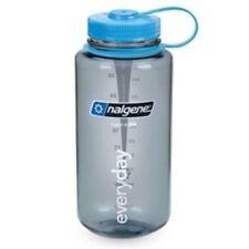 Nalgene 1000ml GREY Tritan WIDE Mouth Drink Bottle