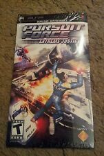 DEMO DISC Pursuit Force: Extreme Justice (Sony PSP, 2008)