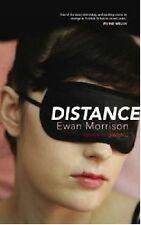 EWAN MORRISON ___ DISTANCE ___ BRAND NEW ___ FREEPOST UK