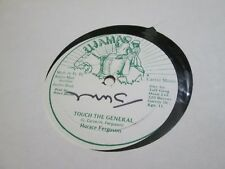 "Horace Ferguson	Touch The General	 12"" JAMAICA	Ujama VG++"