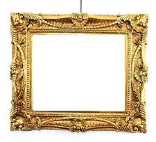 Vintage Bilderrahmen Antik Gold Barock 40 x 50 cm / 60x70 cm  Rokoko Prunkrahmen