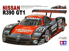 Tamiya 1/24 Nissan R390 GT1 Le Mans Racing Car PLASTIC MODEL KIT 24192