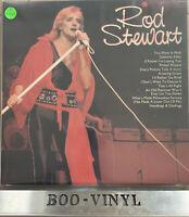 Rod Stewart – Rod Stewart  Vinyl LP Compilation UK 1982 Pop Rock CONTOUR CN2059