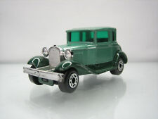 Diecast Matchbox Superfast Model A Ford No. 73 Green Good Condition