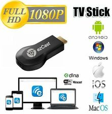 Ezcast Dongle Tv Wifi Hdmi 1080p Display Miracast Airplay M2 Dlna Receiver Media