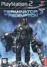 Terminator 3 - The Redemption PS2