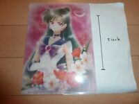 Sailor Moon Art Clear file collection 2 Pluto