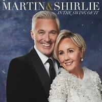 Martin And Shirlie - In The Swing Of It [CD] Sent Sameday*