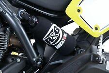R&G PAIR SHOCKTUBES REAR SHOCK ABSORBER PROTECTORS Harley Davidson Street 750