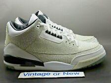 Air Jordan III 3 Flip White Cement 2007 Retro 315767-101 sz 11.5