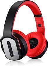 4 en 1 Auriculares Inalámbricos Bluetooth Estéreo Auriculares con Micro SD ranura fm