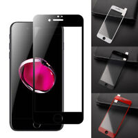NEW! Full Cover Screen Tempered Glass Protector Film For iphone6/7/8/s plus/X