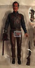"BLOODY HERO ASH Ash VS Evil Dead 2 PACK NECA AVED 2016 7"" Inch Action FIGURE"