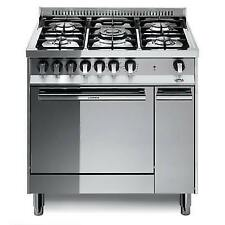 Lofra Mt86gv/c 80x60 Kitchen Featuring Plan Steel Polished Mirror - 5 Burners