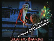 Photo Cinéma 22x28cm (1993) L'ÉTRANGE NOËL DE MONSIEUR JACK Burton NEUVE c