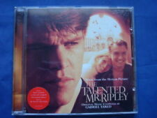 The Talented Mr. Ripley: Music From The Motion Picture - Gabriel Yared (Cd 1999)